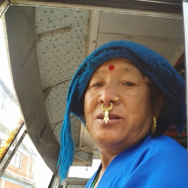 A wonderful Nepali woman